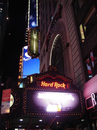 new hard rock