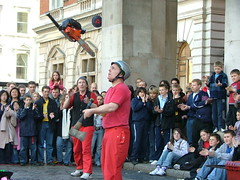 London Juggler
