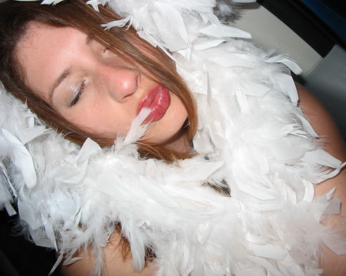 White Party Kisses