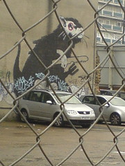 Banksy Big Rat