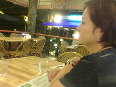 Mom at Zamboanga's Grill88 (joankatherine) Tags: mom zamboanga grill88