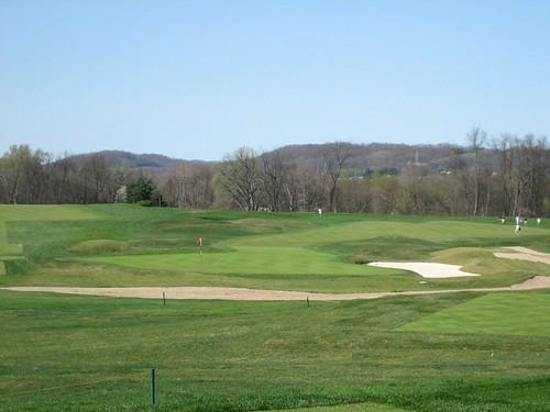 Oakmont Country Club, Hole 14