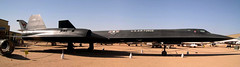 sr-71 blackbird (Matt Ottosen) Tags: arizona autostitch tucson aviation blackbird sr71 pimaairspacemuseum