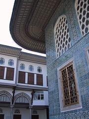 Topkapı Palace (birdfarm) Tags: turkey türkiye istanbul ottoman topkapıpalace İstanbul topkapı ottomanarchitecture turkishtiles ottomanempire ottomandecoration