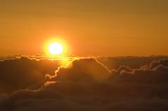 Volcanoe Sunrise