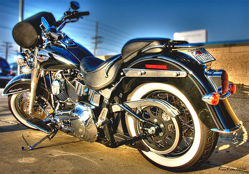 Una Harley
