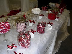Candy Buffet (Tracy Hunter) Tags: wedding table buffet banquet settings