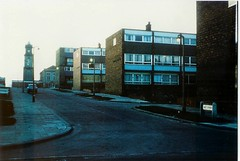 East Street 1960s (Scuola di Atene) Tags: street old st scan east flats middlesbrough hildas