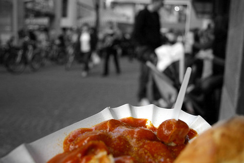 currywurst by thevince, on Flickr