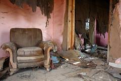 pink room (Mary Hockenbery (reddirtrose)) Tags: pink newmexico southwest abandoned topf25 topv2222 chair topv555 topv333 topf75 decay topv1111 topc50 topv999 roadtrip 50100fav topv777 topf150 topv3333 topv4444 topf100 ybp abandonedroom goddaym1 fivestarsgallery