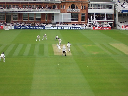 Lords Cricket Ground, Middlesex Versus Kent
