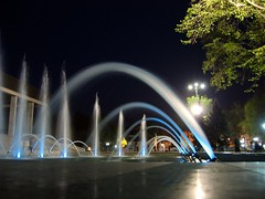 Fountain at Opera, Chisinau