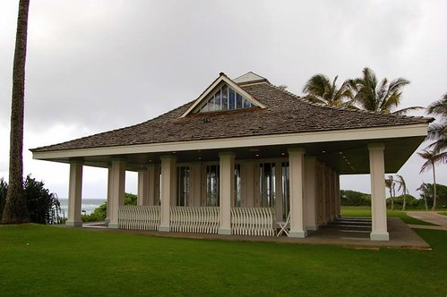 Wedding Pavillion Turtle Bay Resort by OnlyTime