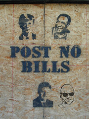 post no bills (Duncan Rawlinson) Tags: bill bills postnobills billclinton billgates billcosby billmacewen