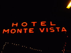 Hotel Monte Vista (Curtis Gregory Perry) Tags: old light arizona signs classic luz glass beautiful sign night vintage hotel licht route66 colorful neon glow bright lumière tube tubes az ne retro flagstaff signage vista glowing monte dying luce muestra important signe sinal neons 光 zeichen 招牌 néon segno свет 灯 标志 ネオン 標誌 teken ライト 빛 φωσ 霓虹灯 印 glowed σημάδι 표시 знак neonic نيونيّ إشارة ضوء توهج 霓虹灯广告光焕发 نيون 氖 νέο 네온 неон 霓虹灯管 氖灯