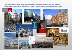 Pic 11 of 16 (andtor) Tags: london londoneye harrods diana stpaulscathedral powerpoint madametussauds travelogue 070705 bombattacks foodhalls reisebericht