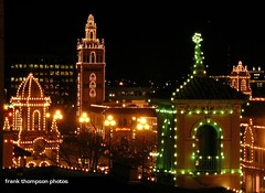 Country Club Plaza Christmas Lights - My Most Viewed Photo (Kansas Explorer 3128) Tags: christmas plaza usa lights kansascity missouri northamerica iloveflickr kc 5for2