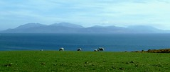Arran mountains from Cowal Peninsula (BigRayC) Tags: mountains landscape scotland scenery arran cowal trippermap