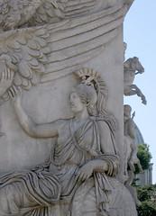 Column of Antoninus Pius base 1 (ecormany) Tags: sculpture vatican centro relief