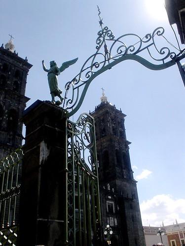 Iglesia in Puebla