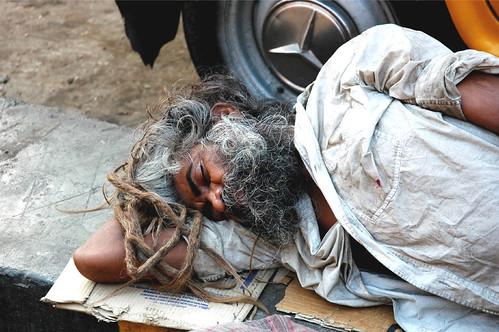 Mercedes Beggar