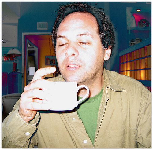 Transcended by Tea