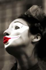 Pagliaccetto_02 (Impok) Tags: italy color topv111 florence italia colore clown mimo firenze pagliaccio