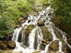 Bar Waterfall