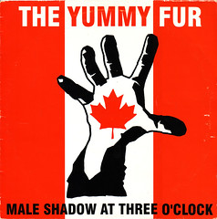 yummy fur | male shadow at three o'clock