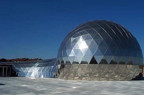 Museo Cosmocaixa Madrid. Foto de Ramón Duran.