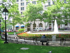 Bowling Green Park by Shiny Things, on Flickr