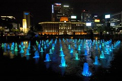 Seoul - City Hall & Fountains 작성자 krobbie