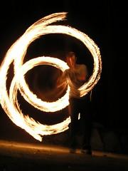 firetwirling / ファイヤーダンス
