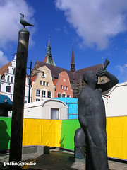 Rostock (mypuffin) Tags: germany rostock neuermarkt