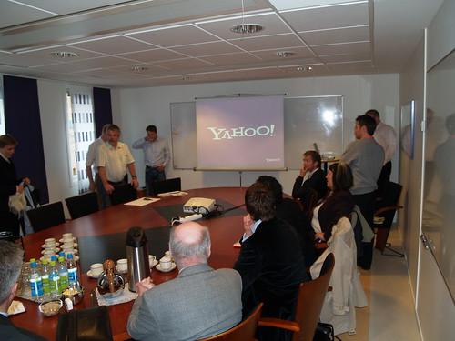 Yahoo! presentation