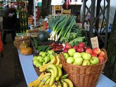 copenhagen, østerbro, organic food fair, veget...