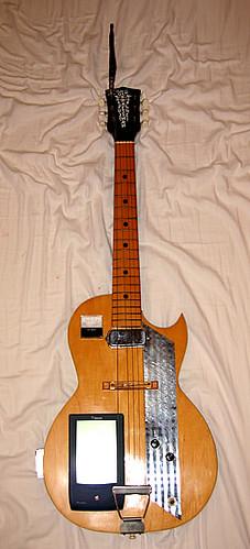 Newton Guitar