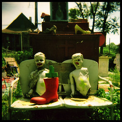 I Have No Legs. I Have No Legs. (stOOpidgErL) Tags: street two house green art 120 film mannequin boys grass analog yard mediumformat bench boot weird holga lomo xpro lomography crossprocessed twins hp chair shoes exposure cross painted detroit toycamera kitsch plasticfantastic pale creepy 120film redlips lime kitschy seated artsyfartsy bizarre artinstallation plasticcamera amputee amputees crappycamera fantasticplastic heidelbergproject holgagraphy digitalxpro craptastic plasticlens legless nolegs guyton tyreeguyton alienskin stoopidgerl alienskinexposure outdoorartinstallation holgraphy linefromkids
