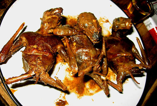 kabag or stewed bats