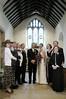bride & groom & groom