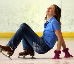 ICE SKATING (AMICHAELMURRAY) Tags: winter fall ice skating skate slip skates