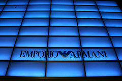 EMPORIO ARMANI (d'n'c) Tags: lighting light fashion shop architecture store illumination brand    omotesando  emporioarmani
