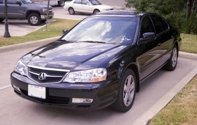 2002 tl vehicles acura