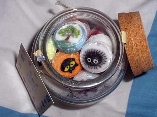 Ghibli sweets
