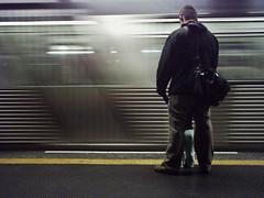 Waiting... (Al Santos) Tags: brazil brasil train subway sopaulo trem protect metr challengeyouwinner techtata04b betterthangood goldstaraward thebestofday gnneniyisi gnneniyisithebestofday protao thechallengefactory