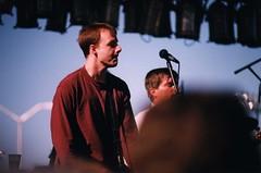 Nate & Greg (RachelPhoto) Tags: gbv guidedbyvoices pollard beerdrinking