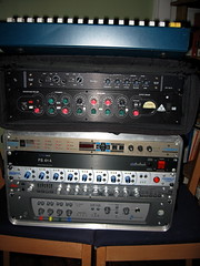 Rack of impressive looking knobs