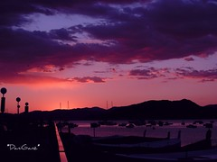 Sestri Levante - Baia delle Favole (*DaniGanz*) Tags: pink sunset sea sky italy beach tag3 taggedout clouds boats bay interestingness europe tag2 tramonto nuvole mare tag1 purple liguria violet rosa barche explore cielo viola fables spiaggia scs sestrilevante baia favole 462 porpora thebiggestgroup baiadellefavole fablesbay daniganz flickrsexplore