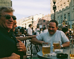 Drinking in Moscow