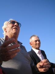 LIVING BOOKS, my grand father PAOLINO(right) (FRANCO CERNIGLIA) Tags: sardegna lago 22 al paolo right nuestros montagna reserved nonno franco 1920 nonna lavoro anziani ancianos nonni antichi nostri quercia vigna gallura collettivo liscia luogosanto cerniglia saperi cernobyl collettivo22 ricciu wwwsardiniatouristguideit locusantu gadduresu daddhura